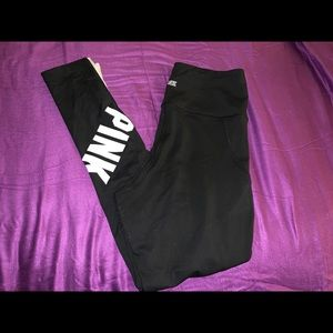 VS pink ultimate leggings